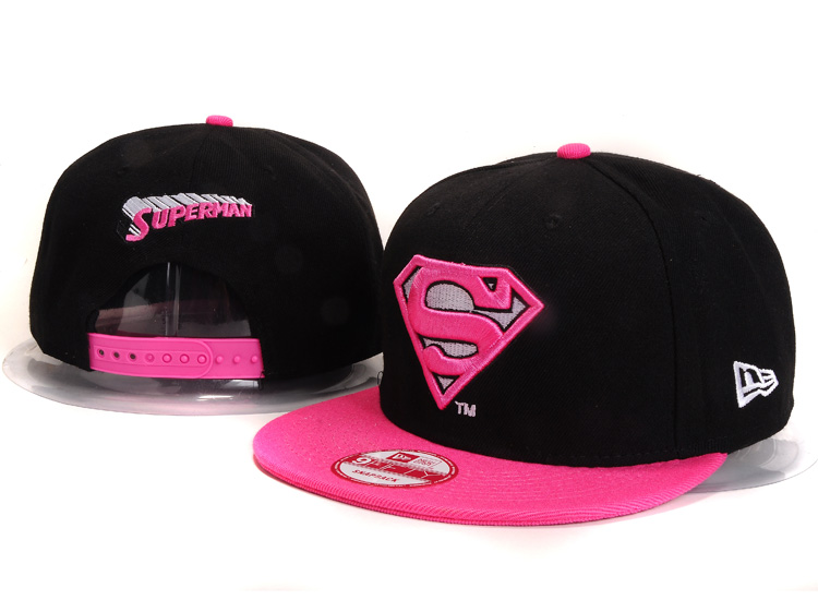 Super Man Snapback Hat 10