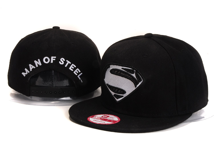 Super Man Snapback Hat 12