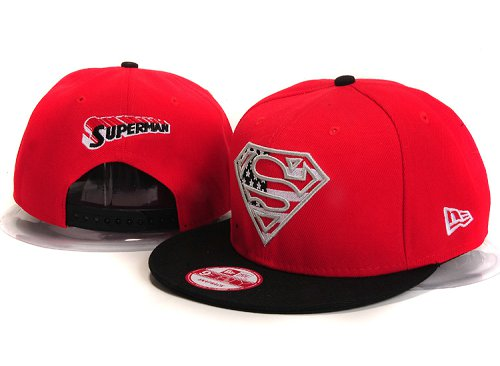 Super Man Snapback Hat 13