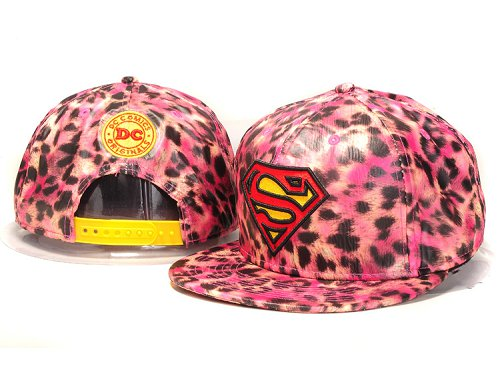 Super Man Snapback Hat 14