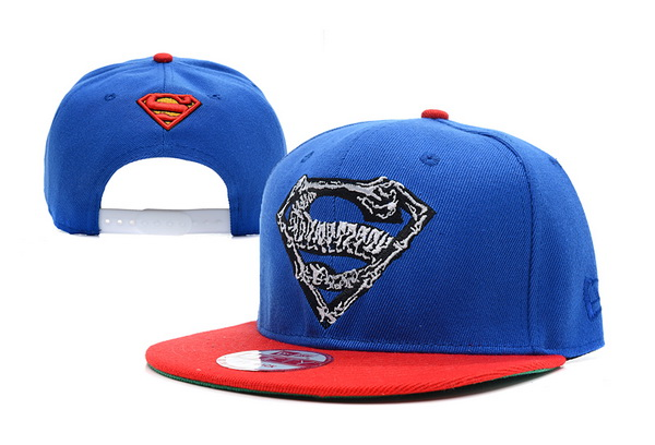 Super Man Snapback Hat 21
