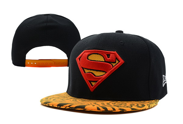 Super Man Snapback Hat 23