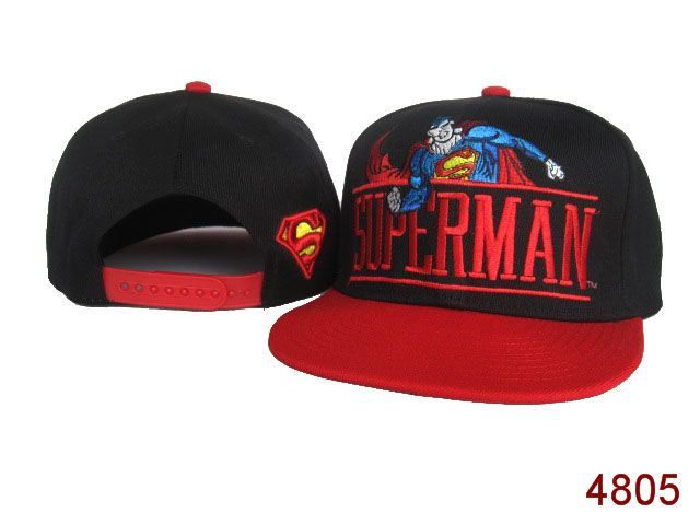 Super Man Snapback Hat 25