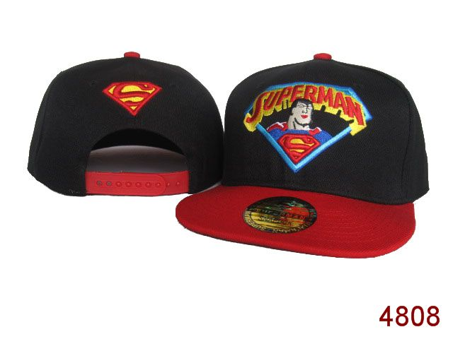 Super Man Snapback Hat 27