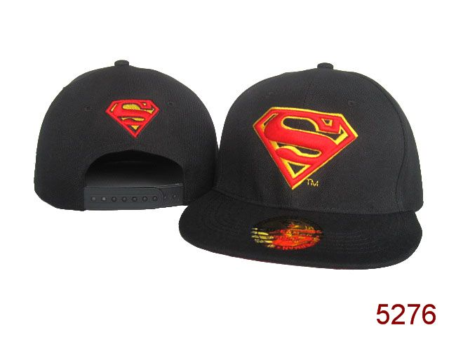 Super Man Snapback Hat 31