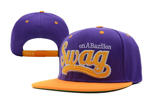 Swag Snapbacks Hat XDF 6