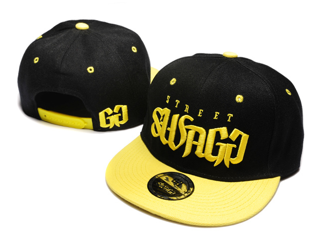 Street Swagg Snapback Hat LX 9