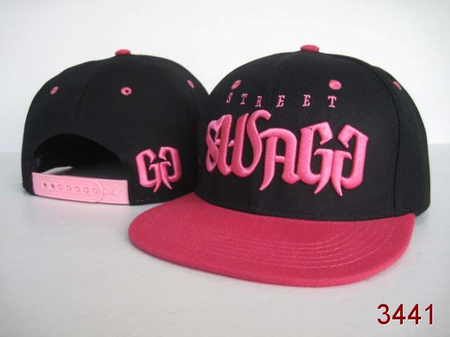 Swagg Snapback Hat SG21