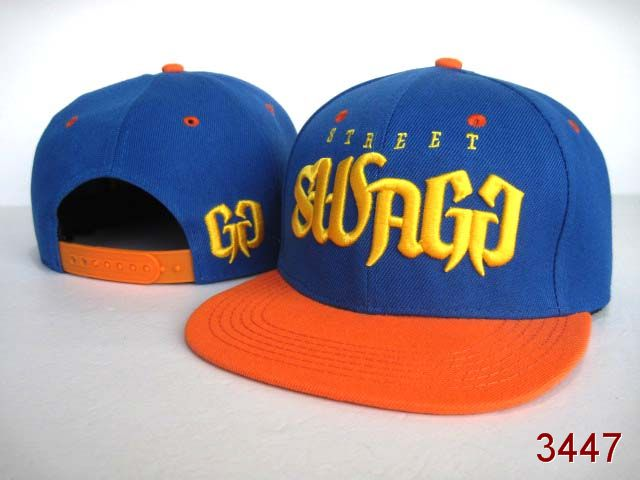 Swagg Snapback Hat SG27