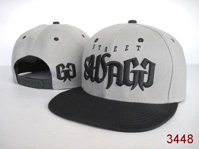 Swagg Snapback Hat SG28