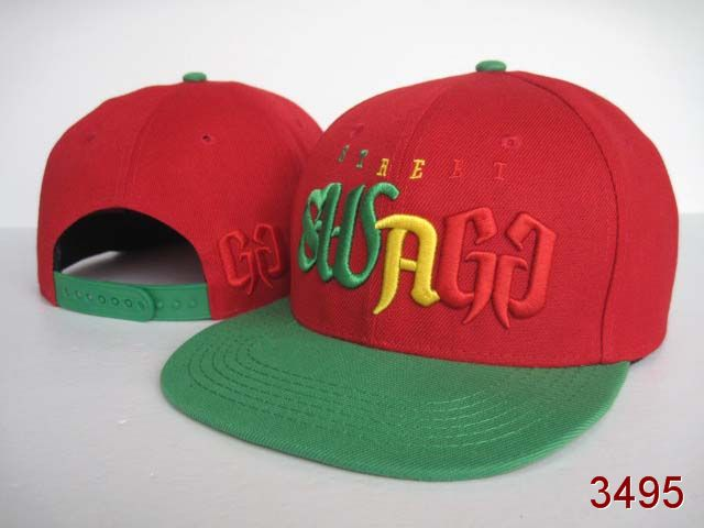 Swagg Snapback Hat SG33