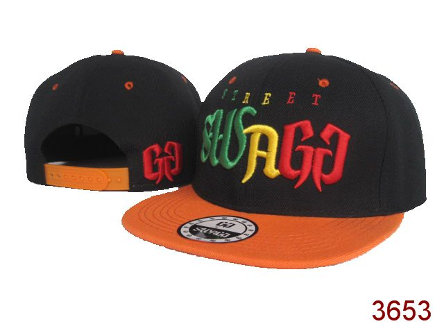 Swagg Snapback Hat SG34