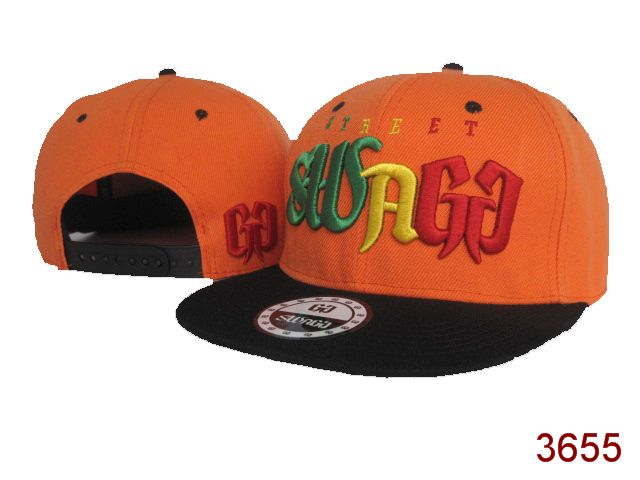 Swagg Snapback Hat SG35