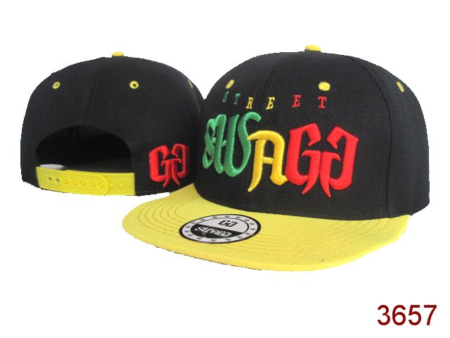 Swagg Snapback Hat SG37
