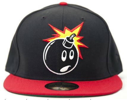 THE HUNDREDS SNAPBACK Hat01