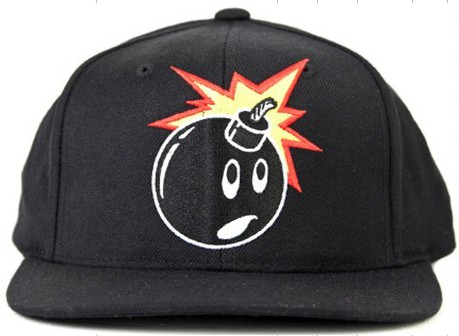 THE HUNDREDS SNAPBACK Hat02