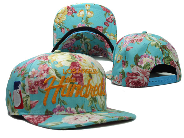 THE HUNDREDS SNAPBACK Hat09
