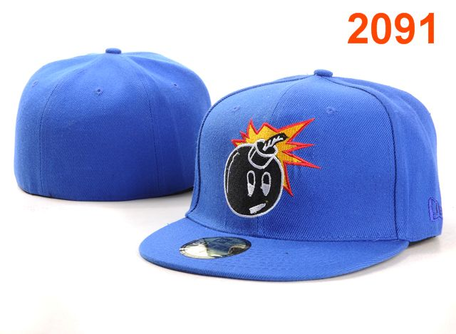 THE HUNDREDS SNAPBACK Hat12