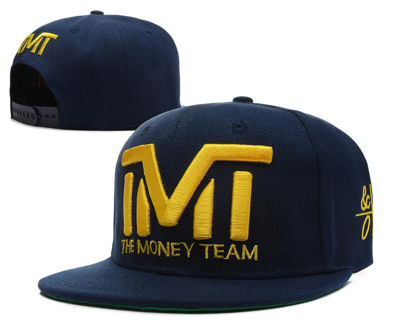 TMT D.Blue Snapback Hat SD