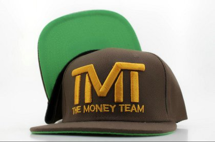 TMT The Money Team Hat QH a 2