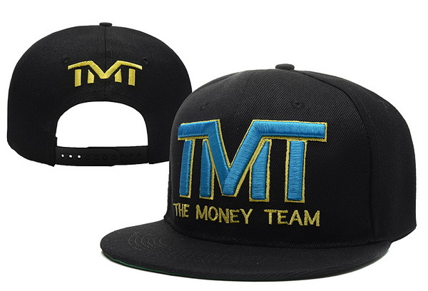TMT And Still Black Snapback Hat 1 XDF 0526