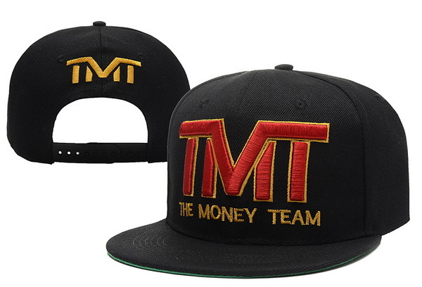 TMT And Still Black Snapback Hat XDF 0526