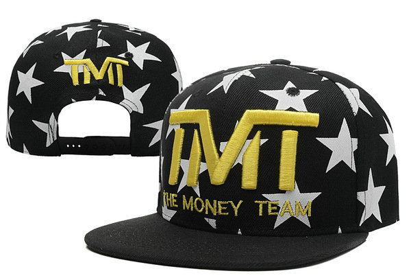 TMT The Money Team Snapback Hat XDF 0526