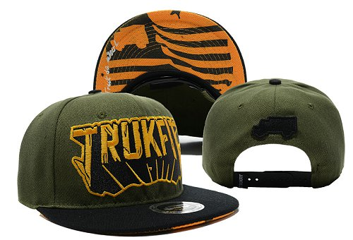 Trukfit Snapbacks Hat SD12