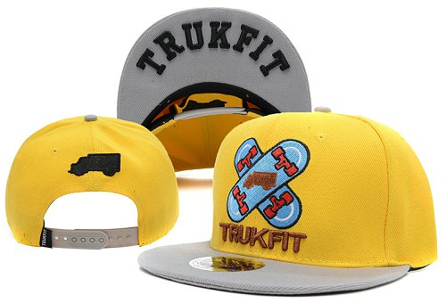 Trukfit Snapbacks Hat SD23