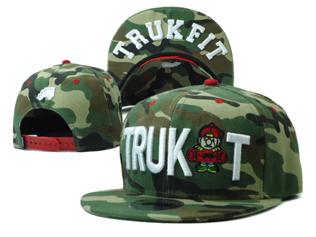 Trukfit Snapbacks Hat SF 8