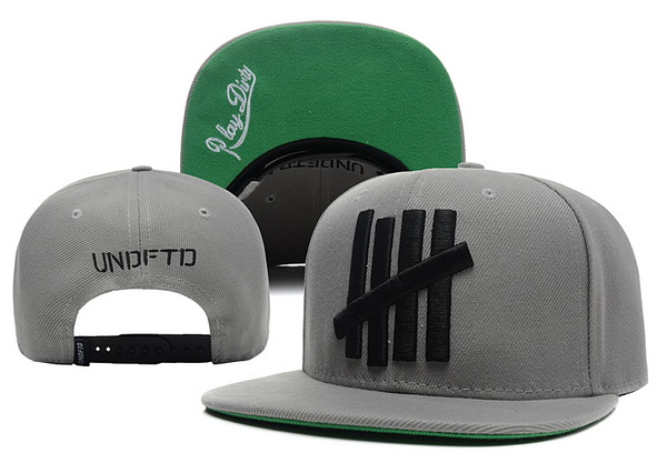 Undefeated Snapbacks Hat XDF 112