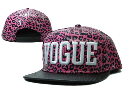 VOGUE Snapback Hat SF (1)