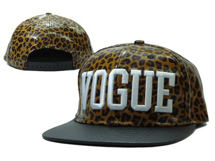 VOGUE Snapback Hat SF (3)