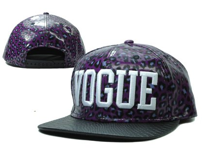 VOGUE Snapback Hat SF (4)