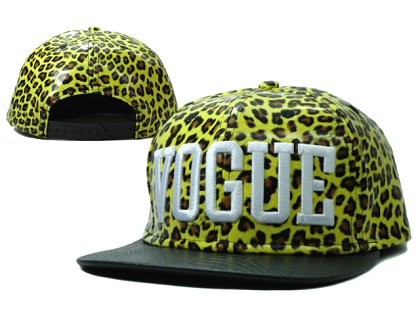 VOGUE Snapback Hat SF (6)