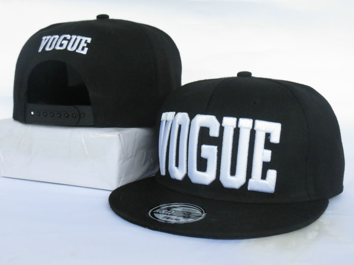 VOGUE Snapback Hat LS1