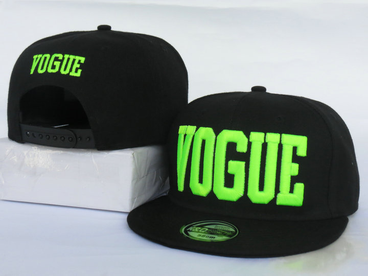 VOGUE Snapback Hat LS2