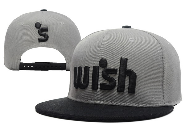 Wish Snapbacks Hat XDF 114