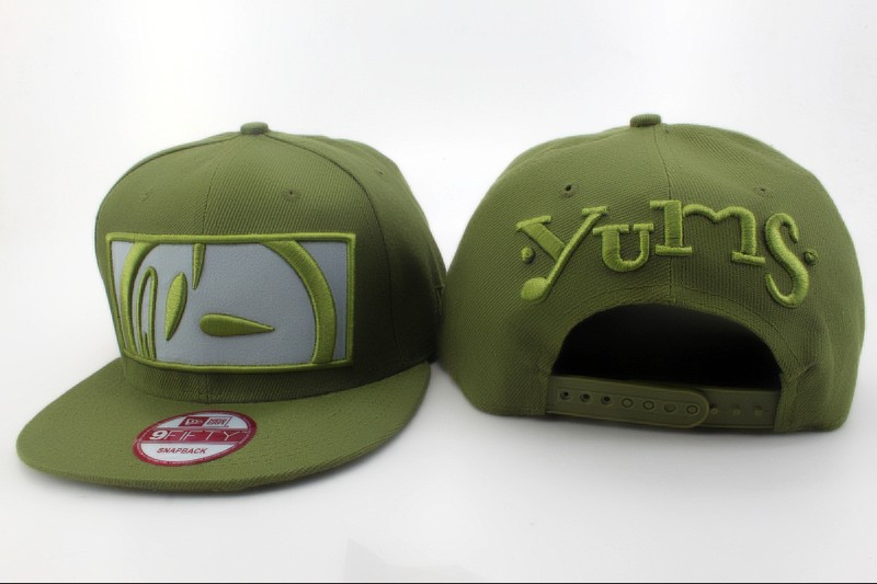 YUMS Snapbacks Hat QH29