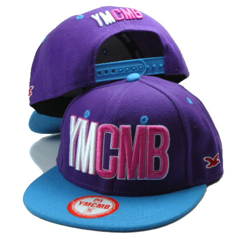 YMCMB Youth Snapbacks Hat SF