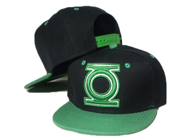 Kids Cartoon Black Snapback Hat DD 0613