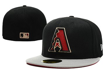 Arizona Diamondbacks Fitted Hat LX 140812 1