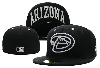 Arizona Diamondbacks LX Fitted Hat 140802 0131