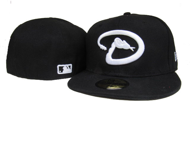 Arizona Diamondbacks MLB Fitted Hat LX2