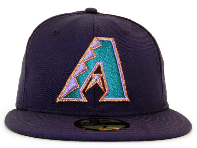 Arizona Diamondbacks MLB Fitted Hat SF3