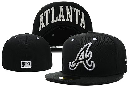 Atlanta Braves LX Fitted Hat 140802 0107