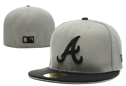 Atlanta Braves LX Fitted Hat 140802 0118