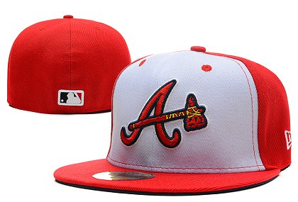 Atlanta Braves LX Fitted Hat 140802 0124