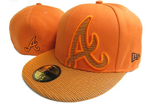 Atlanta Braves MLB Fitted Hat LX31