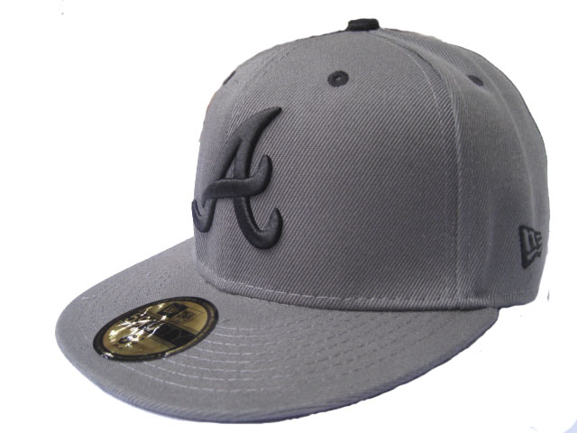 Atlanta Braves MLB Fitted Hat LX41